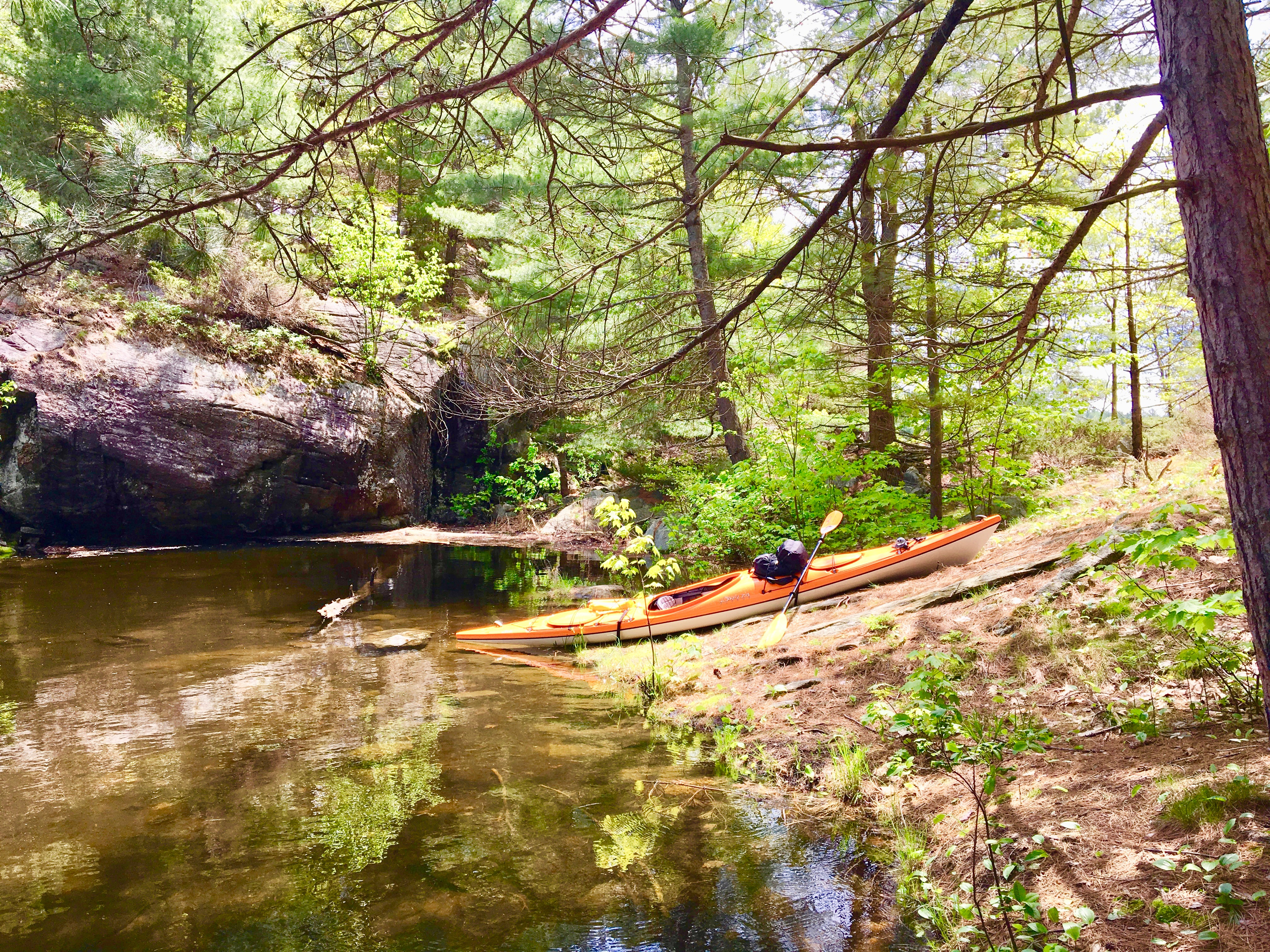 Go Home Lake – Time to say goodbye to another paddling